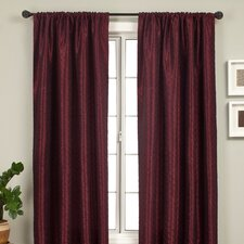 Maris Rod Pocket Curtain Single Panel