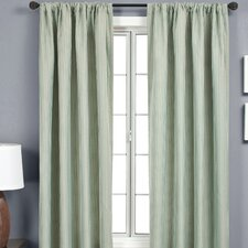 Iris Rod Pocket Curtain Single Panel