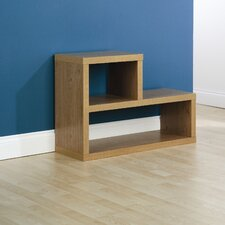Utah L Shaped Multi Side Table / Shelf Unit