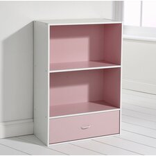 Jupiter Wide 2 Shelf 1 Drawer Unit