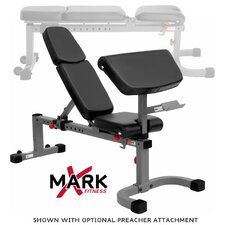 Commercial Flat Incline Weight Bench