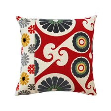 Kate Tapestry Cotton Twill Pillow