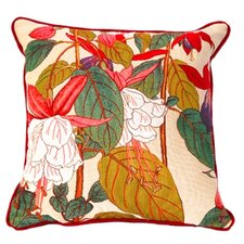 French Tapestry Cotton Pillow