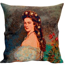 French Tapestry Sissi Cotton Pillow