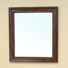 Wheeler Solid Wood-Framed Mirror