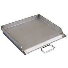 Professional Fry Griddle for 1 or 2 Burner Stoves