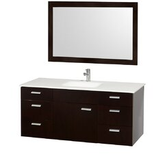 "Encore 52"" Single Bathroom Vanity Set"