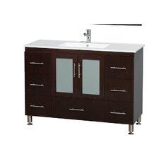 "Katy 18.25"" Single Bathroom Vanity Set"