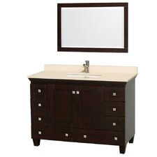 "Acclaim 48"" Single Bathroom Vanity Set"