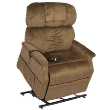 PR-501M-26D Comforter Extra Wide Medium- Dual Motor Lift Chair with Head Pillow