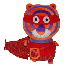 Ze Super Zeros - Zigg the Tiger Plush Toy