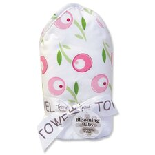 Tulip Terry Hooded Towel