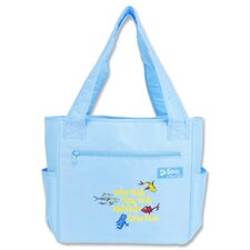 Dr Seuss Tulip Tote Diaper Bag