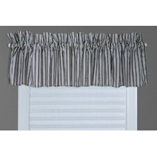 Medallions Rod Pocket Ruffled Curtain Valance