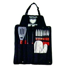15 Piece Barbecue Set