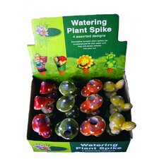 4-Piece Watering Plant Spike Set