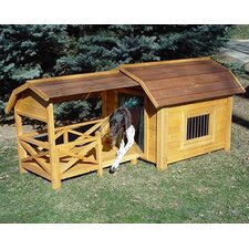 The Barn Dog House