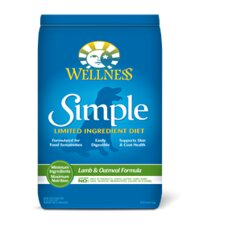 Simple Solutions Lamb and Oatmeal Formula Dry Dog Food