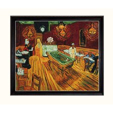 Van Gogh Cafe Terrace at Night Canvas Art
