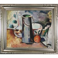 Water Pitcher and Decanteur Canvas Art