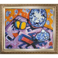 Fauve Still Life Canvas Art