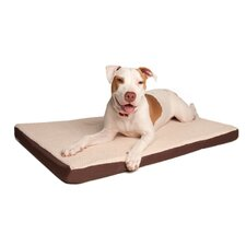 Comfort Crate Memory Foam Dog Bed