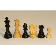 Black French Chessmen