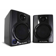 M-Audio Powered Speaker Set