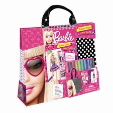 Barbie Artist Tote Set