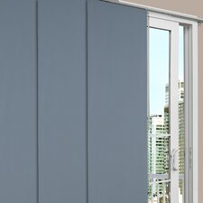 Prelude Aluminum Insulated Stacking Panel Curtain Track