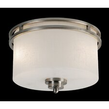 Cobalt 2 Light Flush Mount