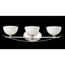 Ellipse 3 Light Bath Vanity Light