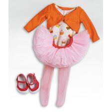 "18"" Doll - Cupcake Couture Outfit / Shoes"