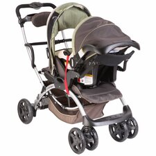 Compagno Sit and Stand Stroller