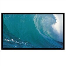 "High Contrast PrismaTec Commercial Unframed Screen - 123"" diagonal HDTV Format"