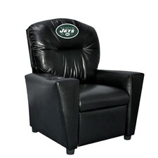 NFL Faux Leather Recliner
