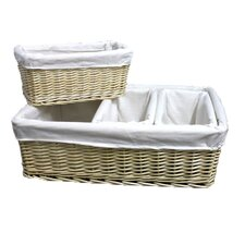 Willow Baskets (Set of 4)