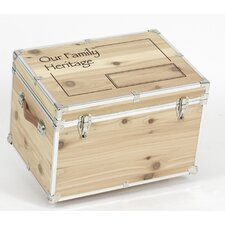 Our Family Heritage Cedar Trunk