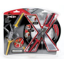 2 Piece X2 Pliers Set