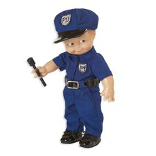 Police Officer Doll