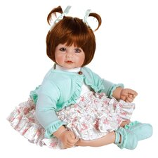 "Adora ""Fou-Fou Fab"" Doll with Auburn Hair / Blue Eyes"