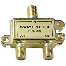 5 MHz–900 MHz 2 Way Splitter