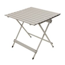Model X Fold Flat Aluminum Table