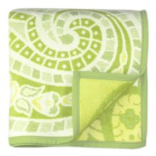 angelo:HOME Paisley Acrylic Cotton Throw