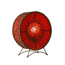 Kradan Full Moon 1 Light Table Lamp