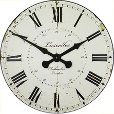 Large Clockmaker Wall Clock