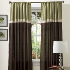 Terra Curtain Panel Pair