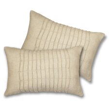 Lake Como Cotton Blend Oblong Decorative Pillow (Set of 2)