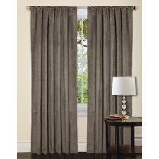 Wesley Rod Pocket Curtain Single Panel