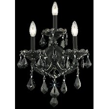 Maria Theresa 3 Light Wall Sconce